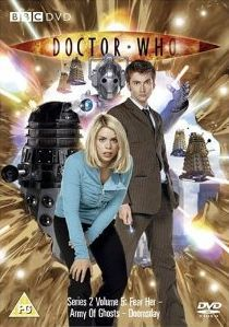 Doctor Who : Series 2, Volume 5 artwork