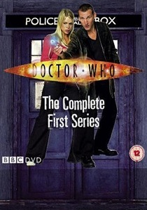 Dr. Who : The Complete Series One (2005) artwork