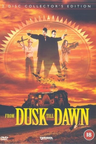 Dusk 'Til Dawn (1997) artwork