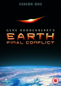 Earth Final Conflict: Season 1 (1997) artwork