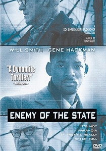 Enemy of the State (1998) artwork