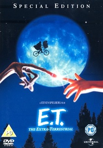 E.T The Extra-Terrestrial: Special Edition artwork