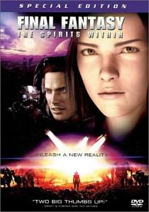Final Fantasy : The Spirits Within (2001) artwork