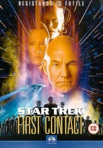 Star Trek: First Contact (1996) artwork