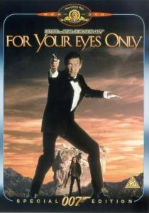For Your Eyes Only (1981) artwork