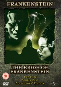 Frankenstein/The Bride of Frankenstein (Collector's Edition) artwork