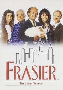 Frasier: Season One (1993) artwork