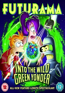 Futurama: Into the Wild Green Yonder (2009) artwork
