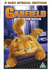 Garfield The Movie : Special Edition (2004) artwork