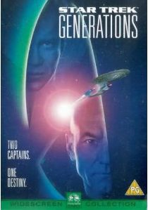 Star Trek : Generations (1994) artwork