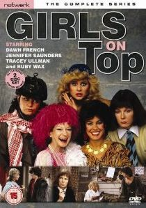 Girls on Top : The Complete Series (1985) artwork