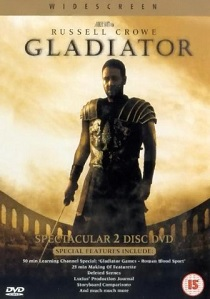 Gladiator (2000) artwork