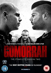 Gomorrah artwork