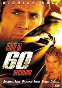Gone in 60 Seconds (2000) artwork