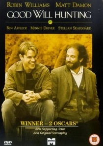 Good Will Hunting (1997) artwork