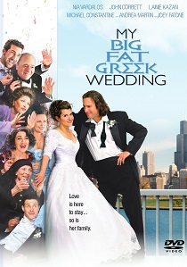 My Big Fat Greek Wedding (2002) artwork