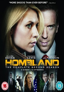 Homeland: Season 2 artwork