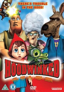 Hoodwinked (2005) artwork