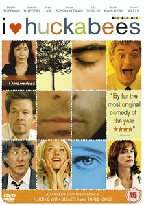 I Heart Huckabees (2004) artwork