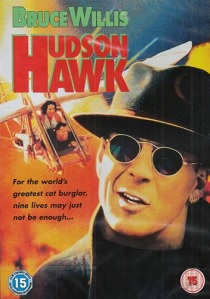 Hudson Hawk artwork