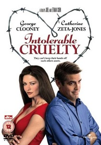 Intolerable Cruelty artwork