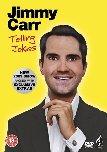 Jimmy Carr - Telling Jokes (2009) artwork