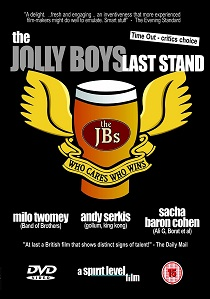 The Jolly Boys Last Stand (2000) artwork