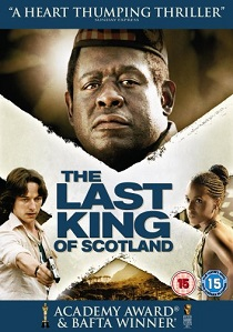 The Last King of Scotland (2006) artwork