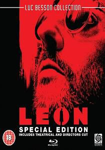 Leon : The Directors Cut artwork