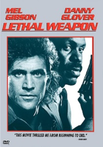 Lethal Weapon (1987) artwork