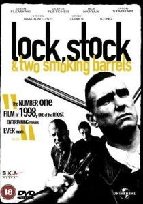 Lock, Stock and Two Smoking Barrels : The Directors Cut (1998) artwork