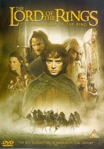 The Lord of the Rings: The Fellowship of the Ring (2001) artwork