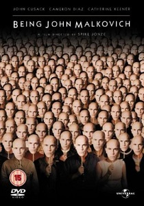 Being John Malkovich (1999) artwork