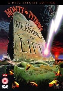 Monty Python's The Meaning of Life (1983) artwork