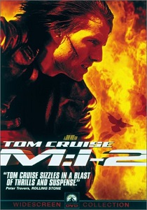 Mission Impossible 2 (2000) artwork