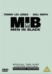 Men In Black (1997) artwork