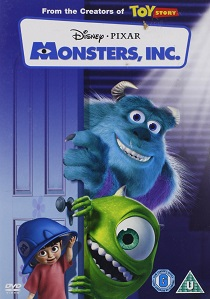 Monsters Inc. - Collector's Edition artwork