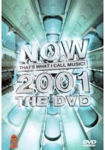 Now 2001 the DVD artwork