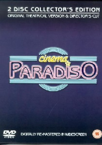 Cinema Paradiso (Collector's Edition) artwork