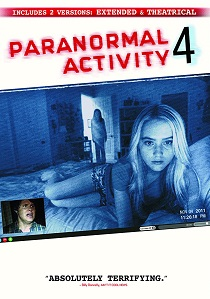 Paranormal Activity 4 (2012) artwork
