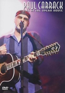Paul Carrack Live at the Opera House artwork