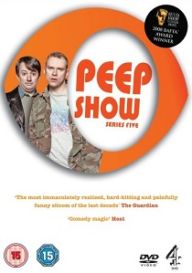 Peep Show: Series Five artwork