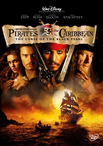 Pirates of the Caribbean: The Curse of the Black Pearl (2003) artwork