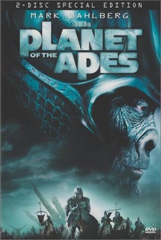 Planet of the Apes (2001) artwork