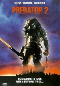 Predator 2 artwork