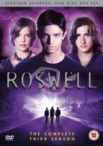 Roswell : Season Three (2001) artwork
