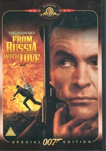 From Russia with Love (1963) artwork