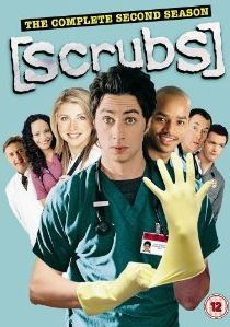 Scrubs : Season Two (2002) artwork