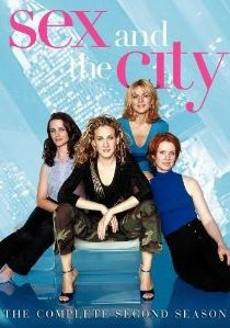 Sex and the City: Season Two artwork