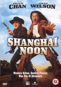 Shanghai Noon (2000) artwork